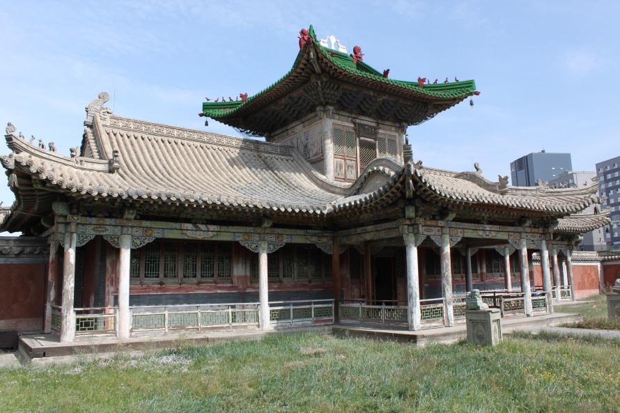 Bogd Khan Palace