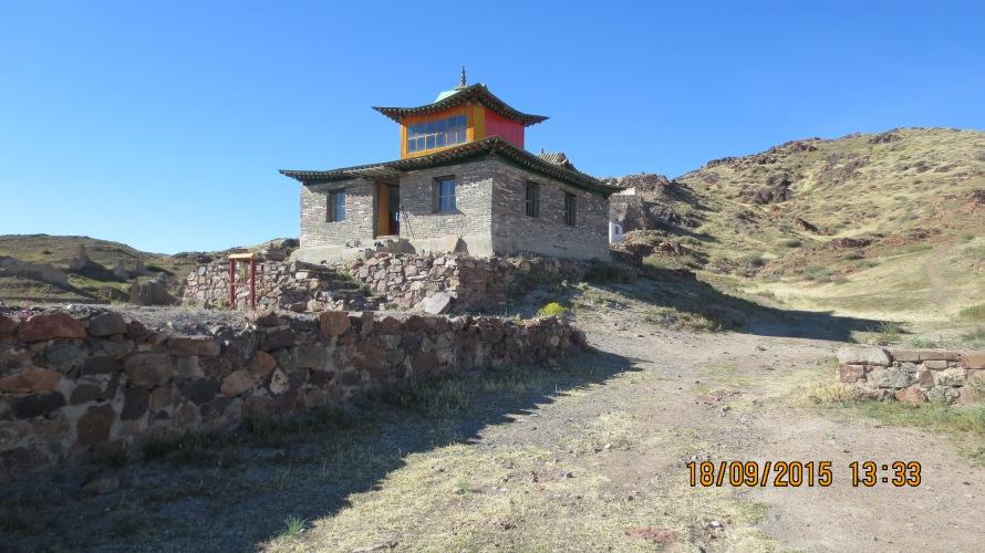 Ongi Monastery ruins