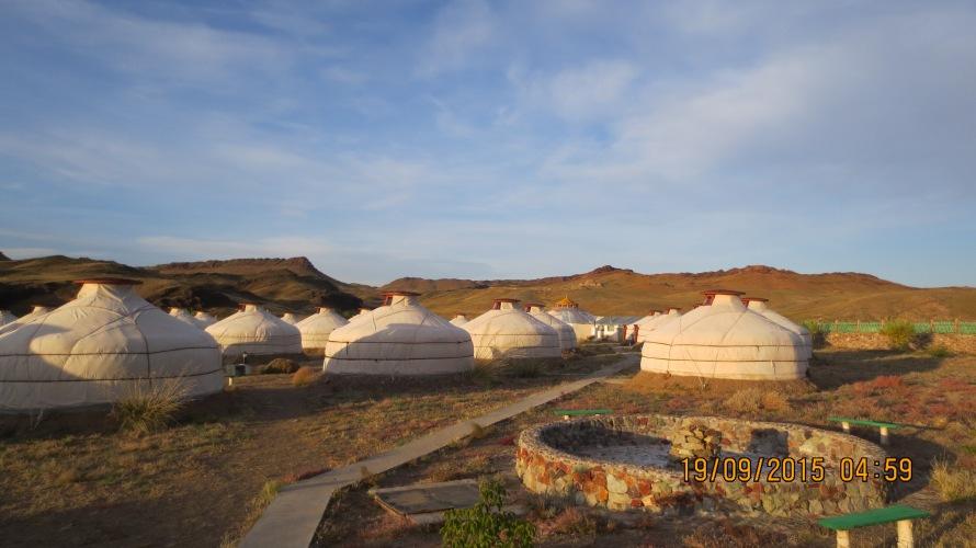 The beautiful Secret of Ongi resort