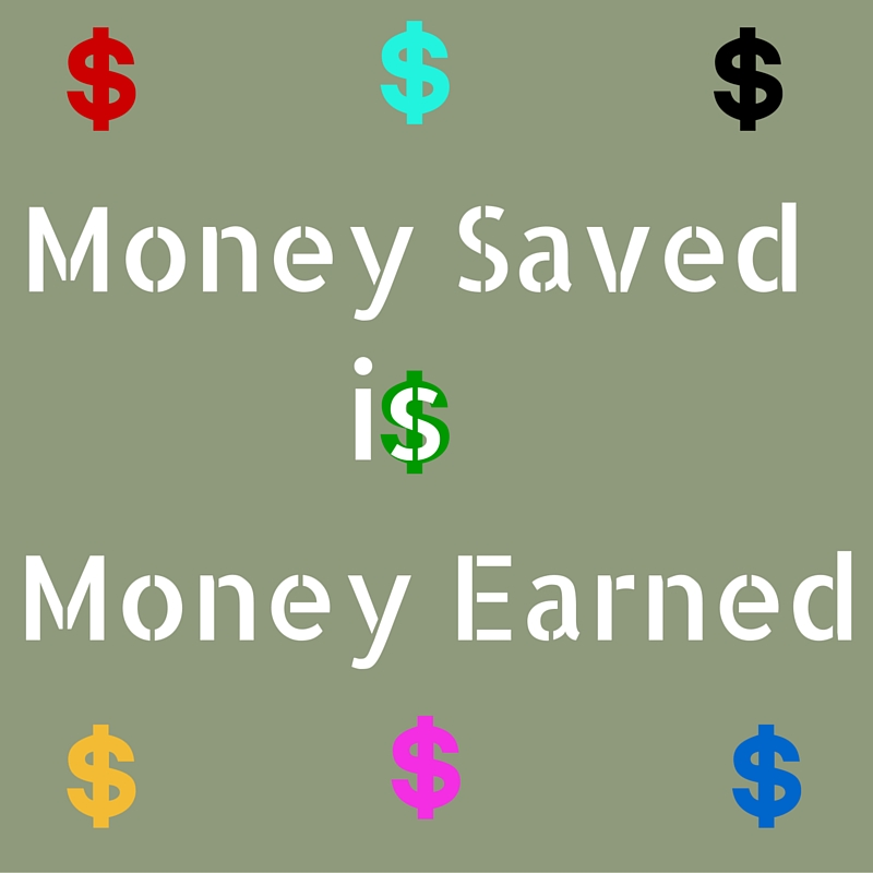 Money Saved