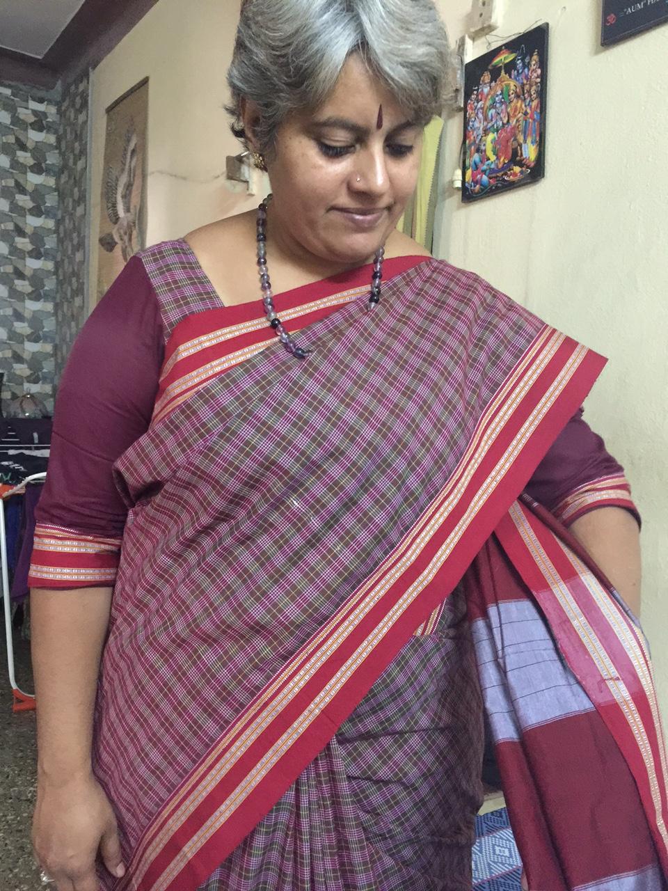 Pune sari