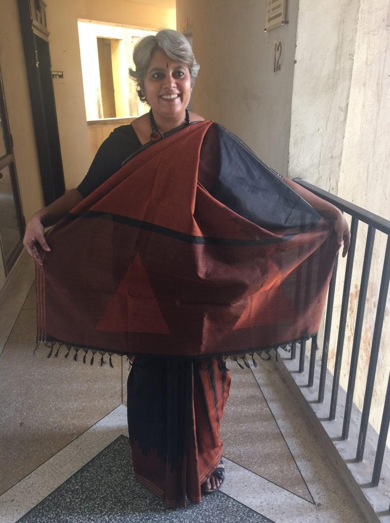 bday sari 1