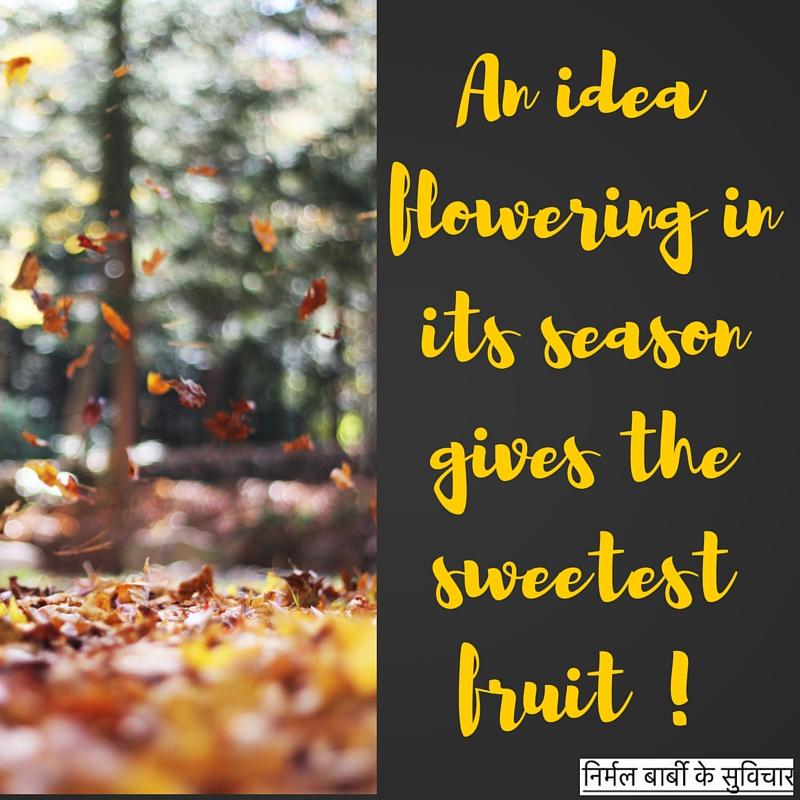 idea season