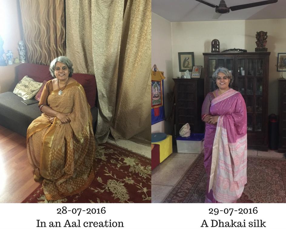 28th and 29th saris