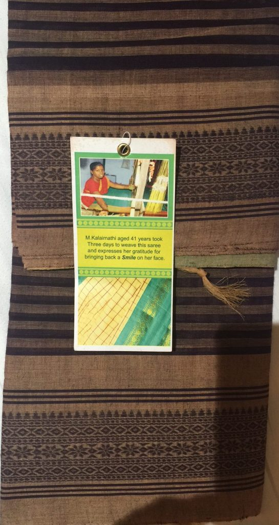 Kanchi cotton weaver