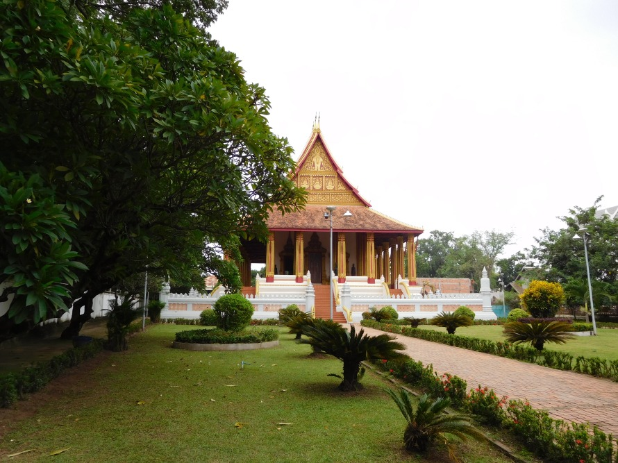 The Haw Pha Kaeo building