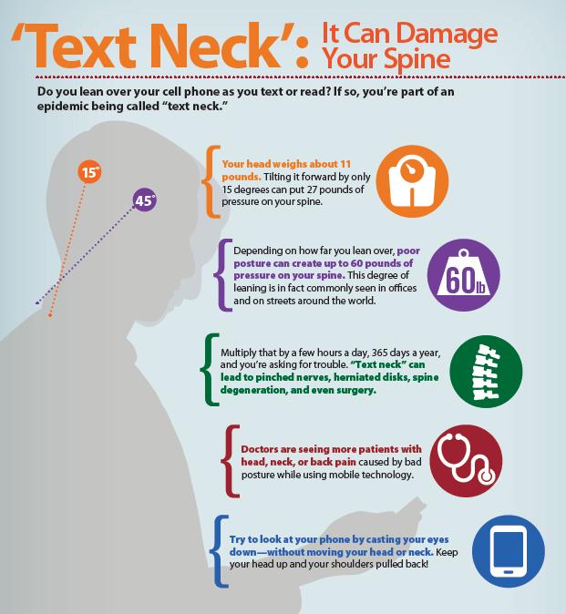 text-neck