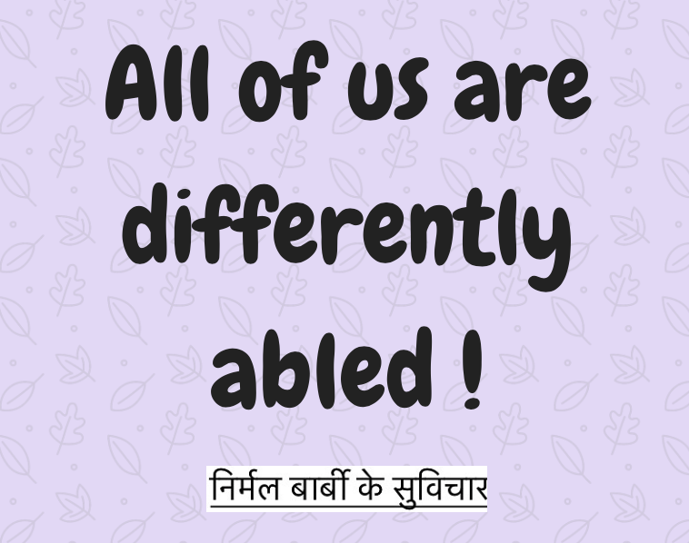 all-of-us-differently-abled