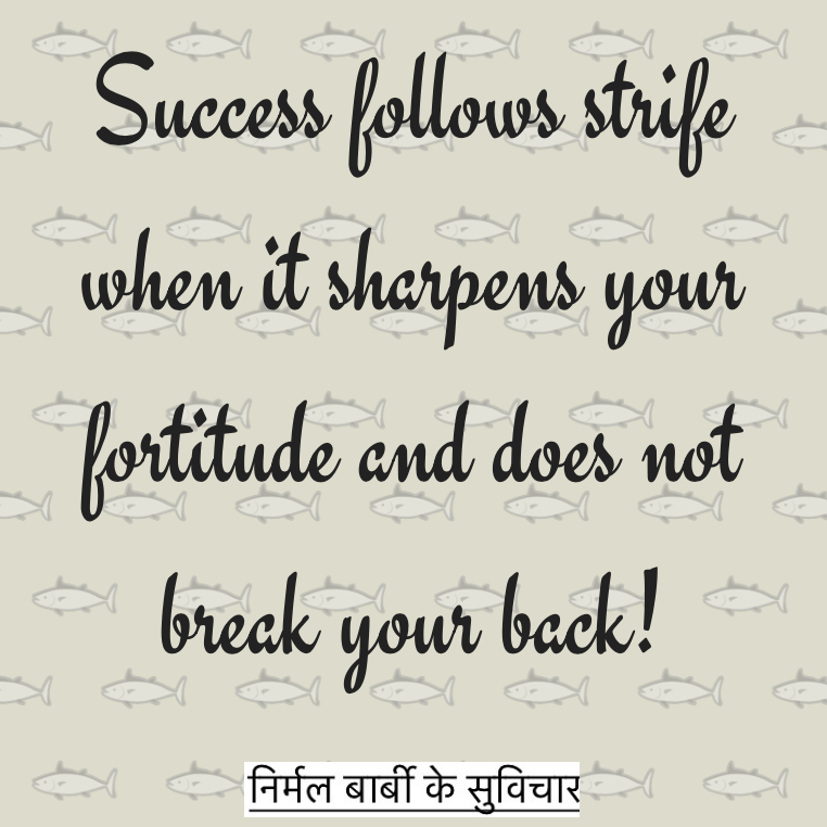 strife-success
